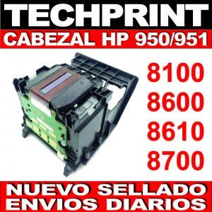 Cabezal Hp 950 951 Pro 8100 8600 8610 8620 8625 8630 8700
